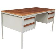 Coen de Vries Industrial Writing Desk for Emmein Meubel