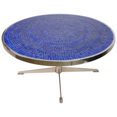 Coffee Table, Mosaic, Sweden 1970s