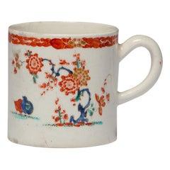 Coffee Can, Kakiemon, Bow Porcelain Factory, circa 1753