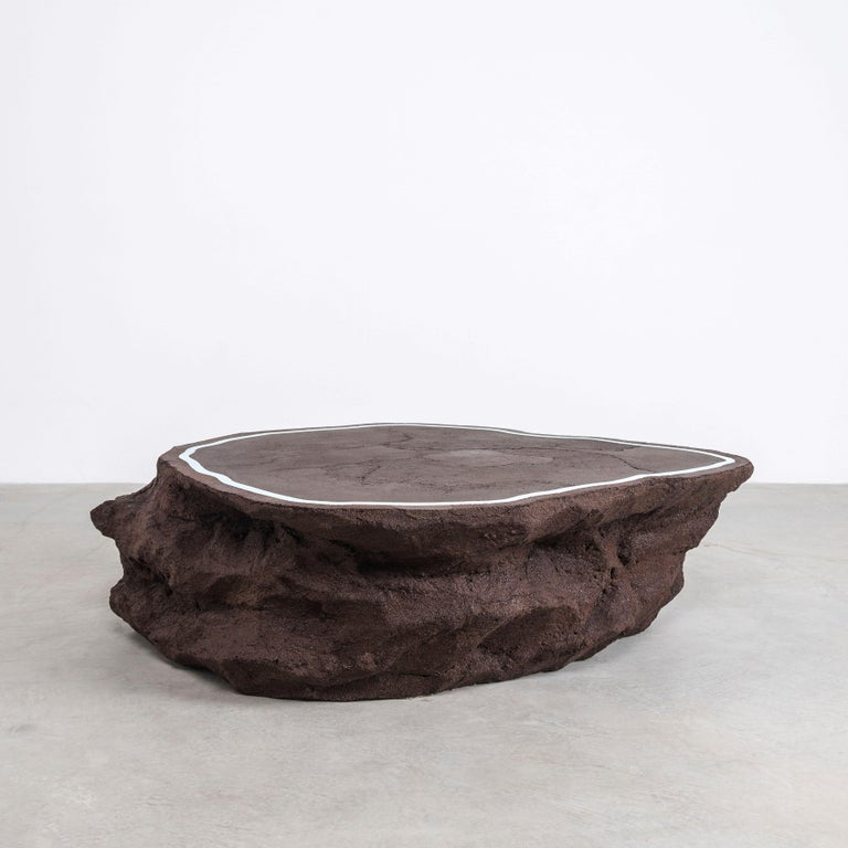 Coffee Coffee Table by Fernando Mastrangelo In New Condition For Sale In Brooklyn, NY