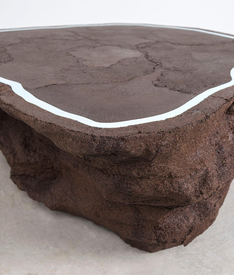 Coffee Coffee Table by Fernando Mastrangelo For Sale 1