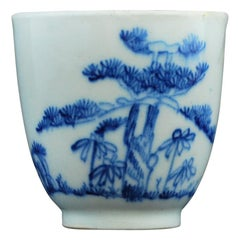 Coffee Cup, Bow Porcelain Factory, circa 1749