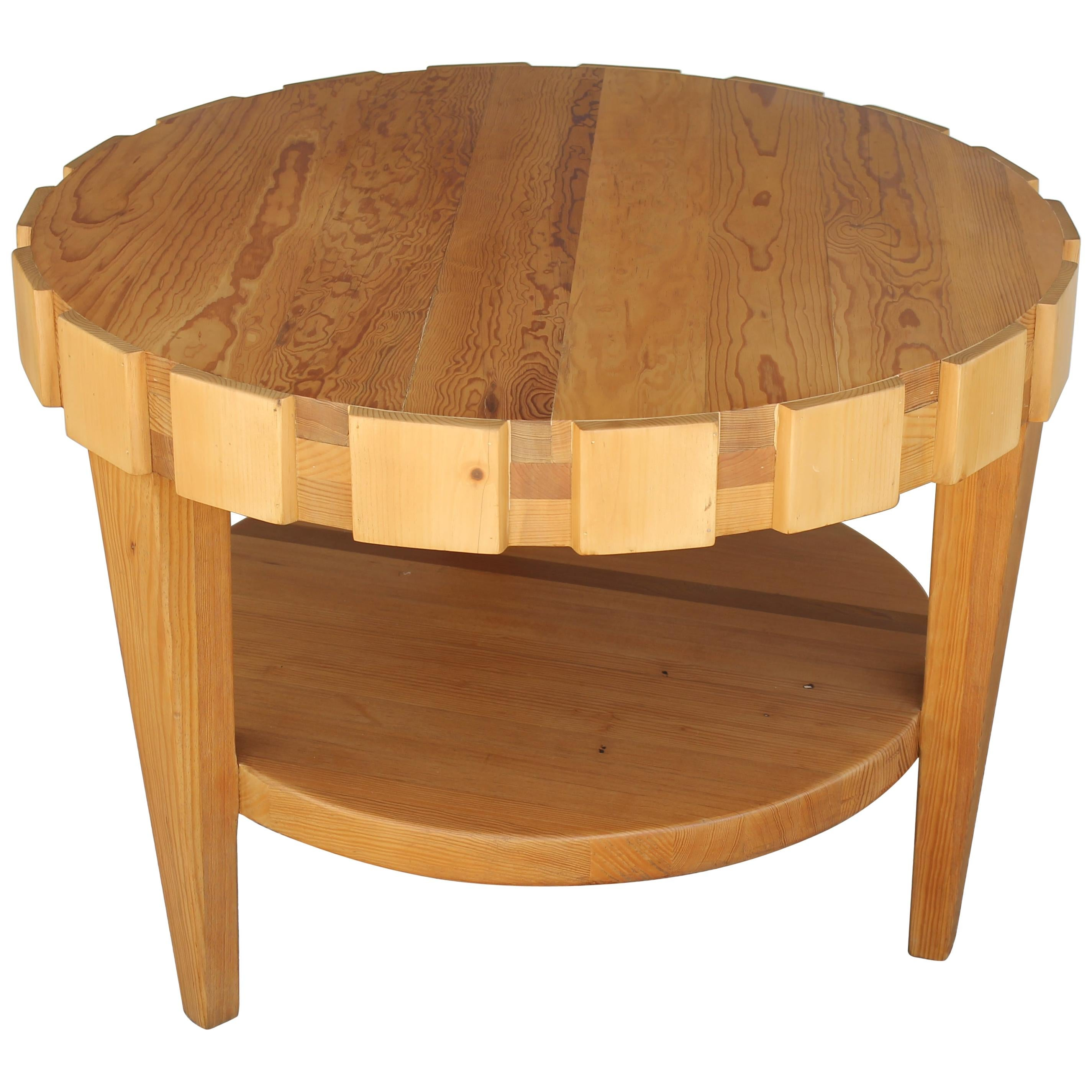 Coffee or Side Gear Table