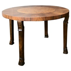 Coffee or Site Table David Blomberg Attributed