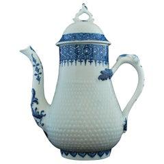 Coffee Pot, Bow Porcelain Factory, circa 1767