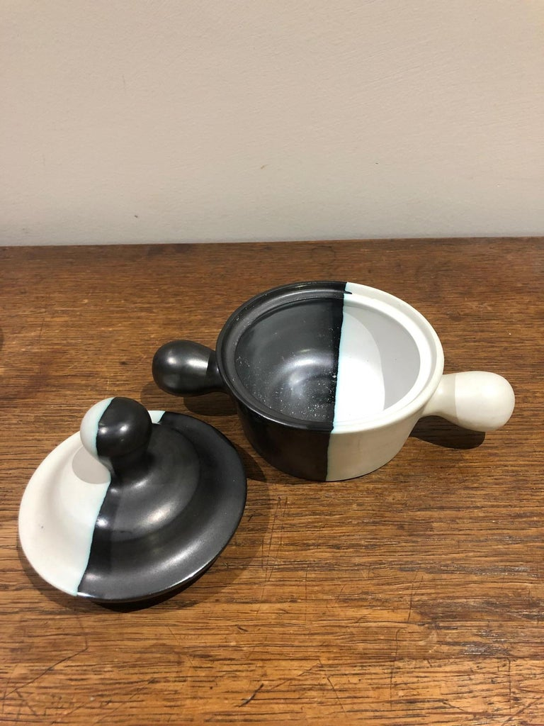 Coffee Set by Atelier Cerenne Vallauris For Sale 4