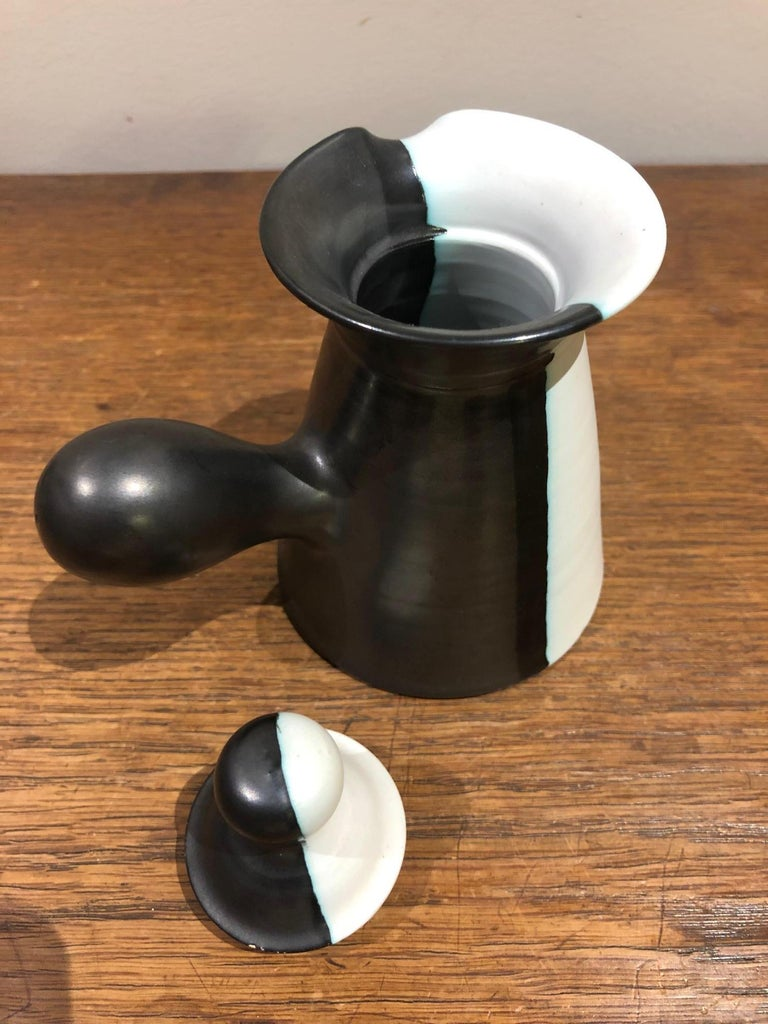Coffee Set by Atelier Cerenne Vallauris For Sale 1