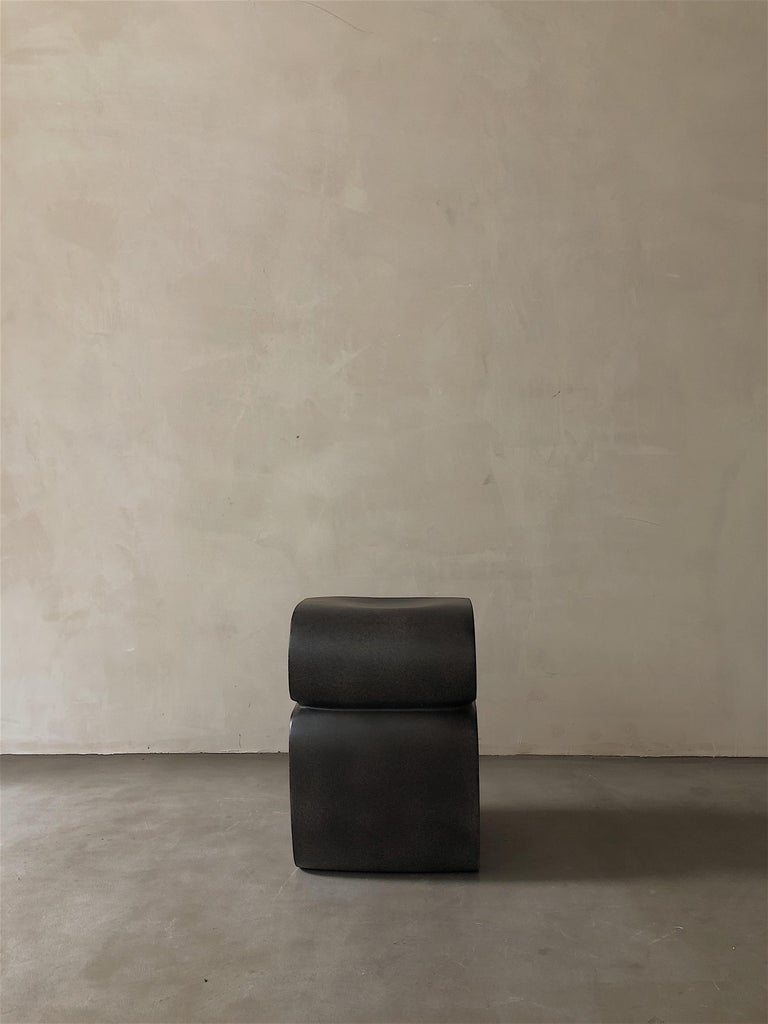 Chinese Coffee Stool by Karstudio For Sale