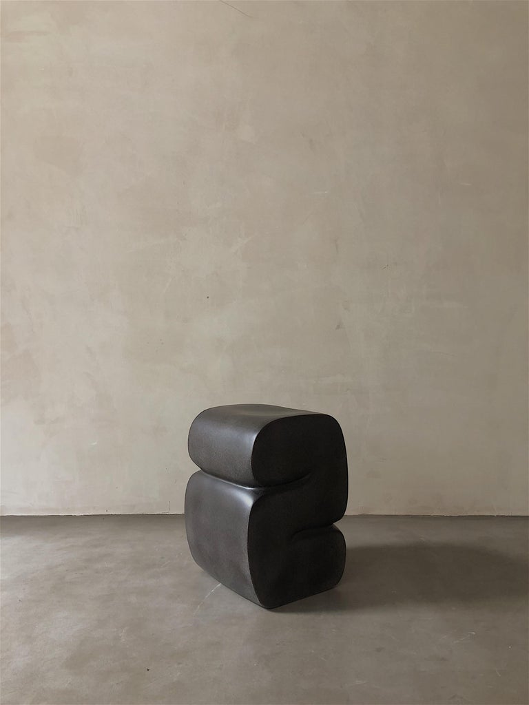 Coffee Stool by Karstudio In New Condition For Sale In Geneve, CH