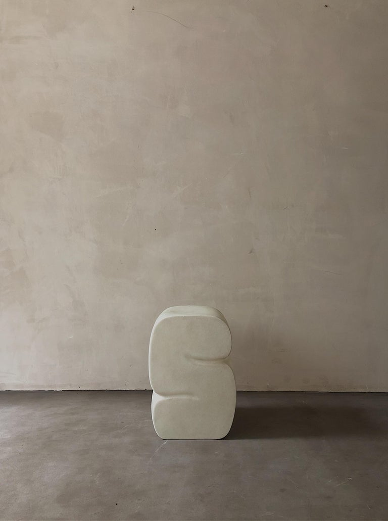 Contemporary Coffee Stool by Karstudio For Sale