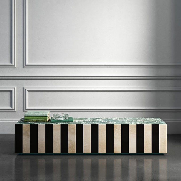 Hand-Crafted Coffee Table 01 For Sale