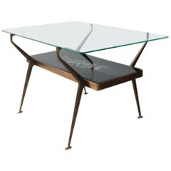 Coffee Table 1950s by Cesare Lacca