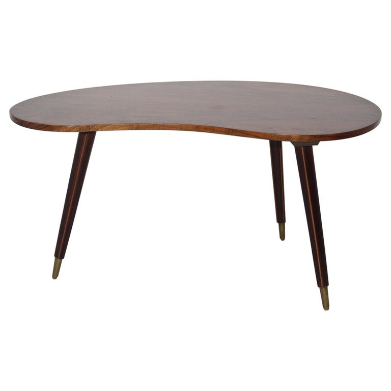 Mid Century Modern Vintage Coffee Table 1950s Vienna For Sale
