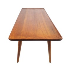 Coffee table AT-11 by Hans Wegner for Andreas Tuck, Denmark