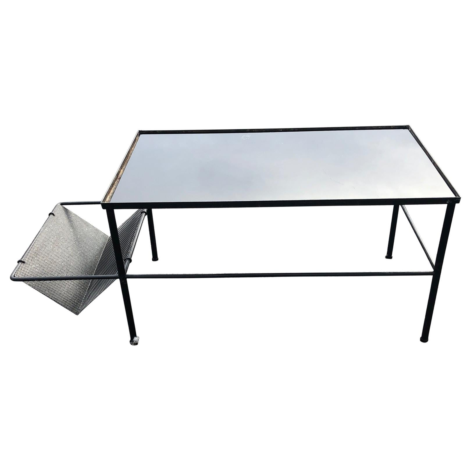 Coffee Table Attributed to Mathieu Matégot