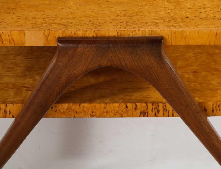Coffee Table Attributed to Osvaldo Borsani For Sale 5