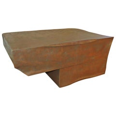 Coffee Table Bronze Handmade in Germany