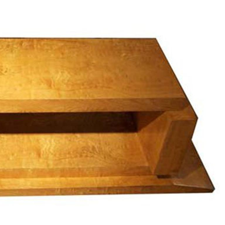 Coffee Table by Andre Arbus In Excellent Condition For Sale In Pompano Beach, FL