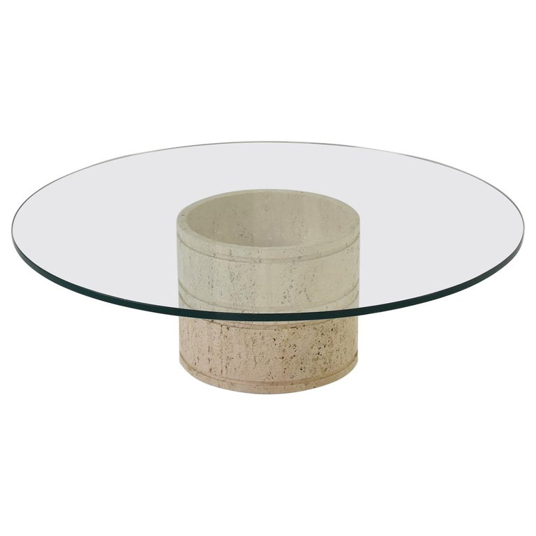 Coffee Table by Angelo Mangiarotti for Up & Up, Italy, 1970s For Sale