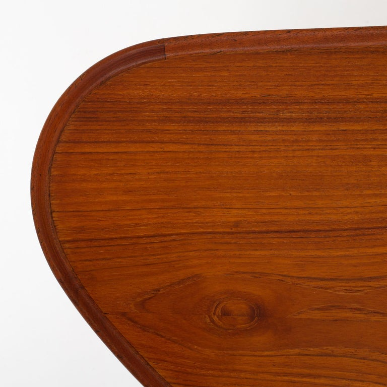 Danish Coffee Table by Arne Vodder For Sale