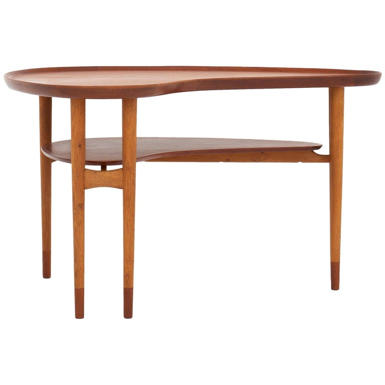 Coffee Table by Arne Vodder For Sale