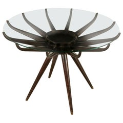 Coffee Table by Carlo De Carli Vintage, Italy, 1940s