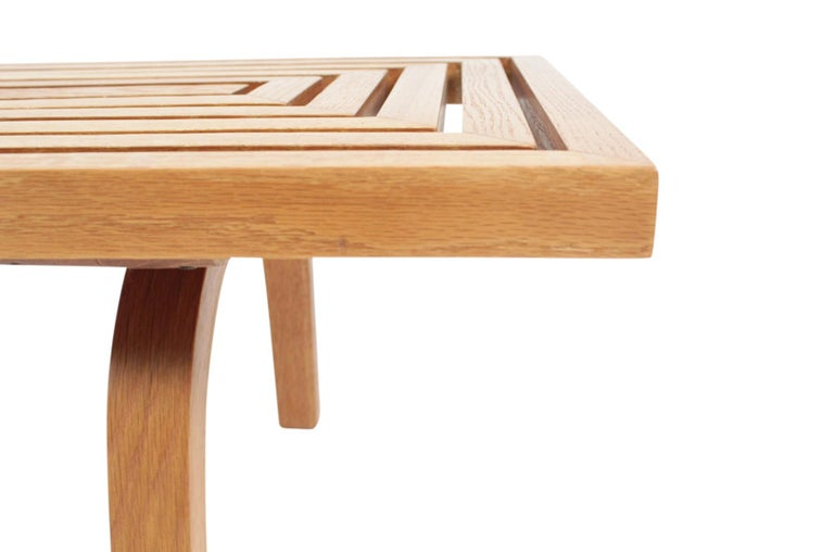 Coffee Table by Edward Durell Stone For Sale 5