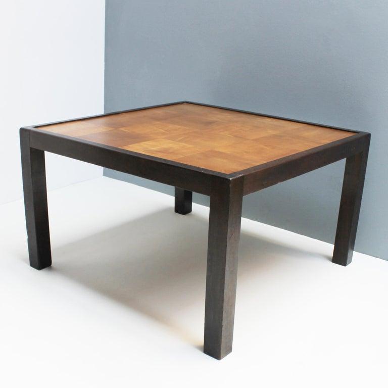 Bauhaus Coffee Table by Erich Dieckmann For Sale
