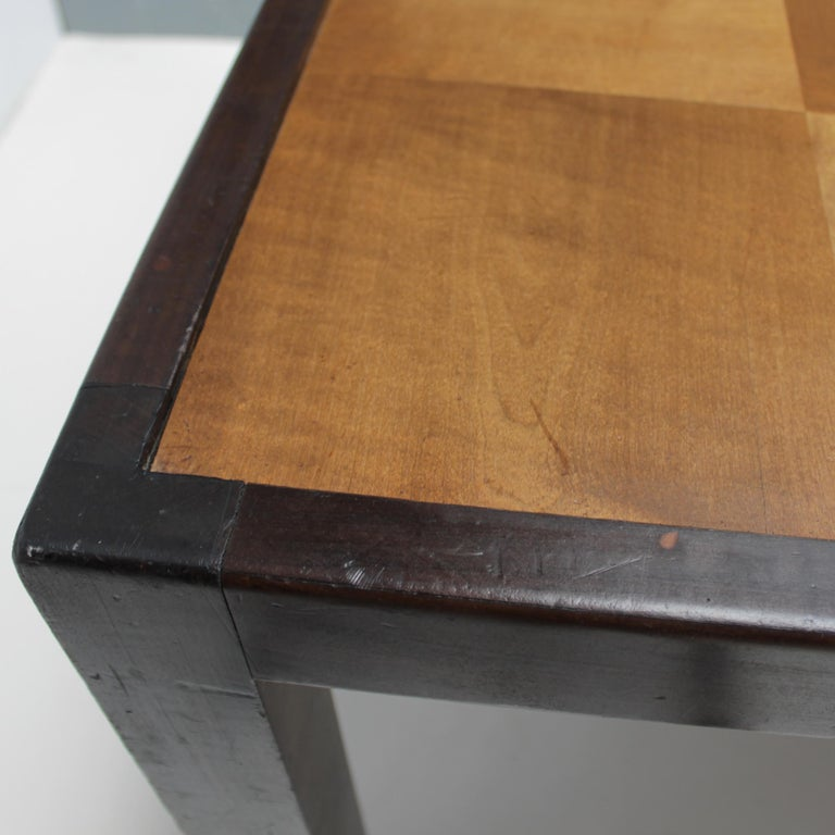 Early 20th Century Coffee Table by Erich Dieckmann For Sale