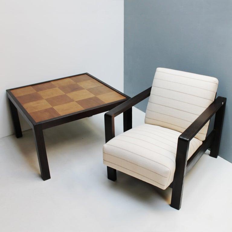 Oak Coffee Table by Erich Dieckmann For Sale