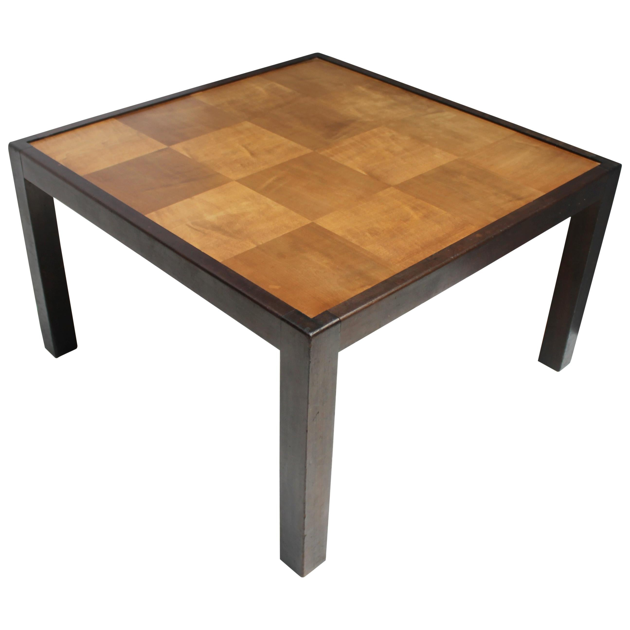 Coffee Table by Erich Dieckmann
