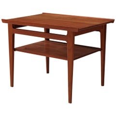 Coffee Table by Finn Juhl in Teak