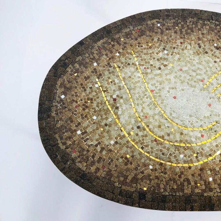 Mexican Coffee Table by Genaro Alvarez For Sale