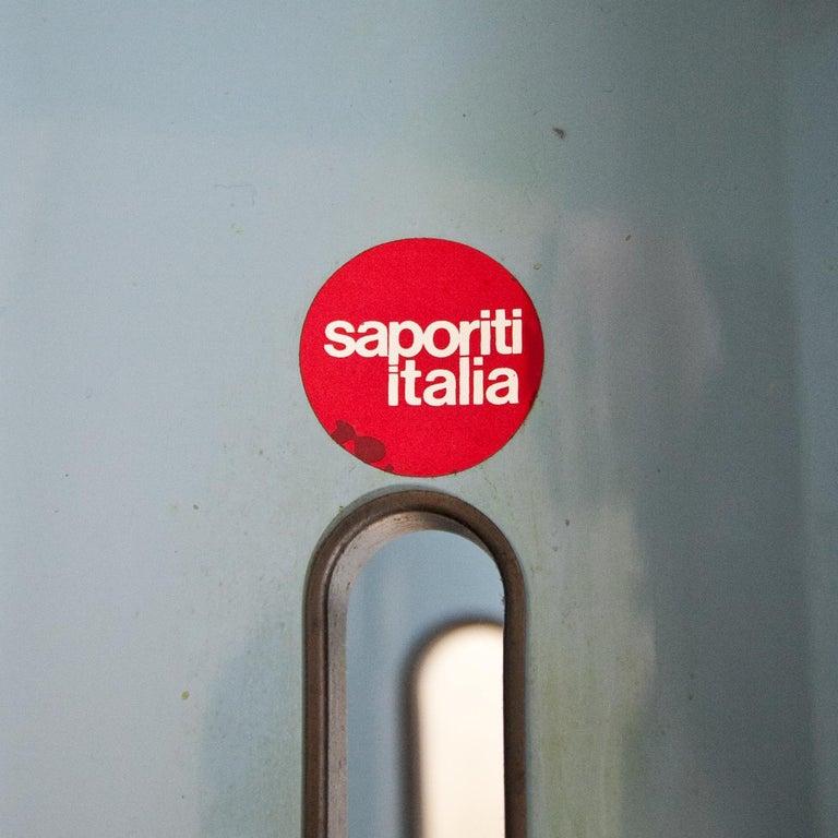 Italian Coffee Table by Giovanni Offredi for Saporiti, Italy, 1980s