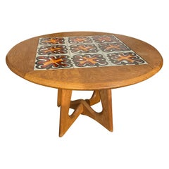 Coffee Table by Guillerme et Chambron