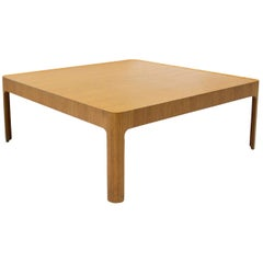 Coffee Table by Isamu Kenmochi, Manufactured in Tendo Mokko, circa 1967, Japan