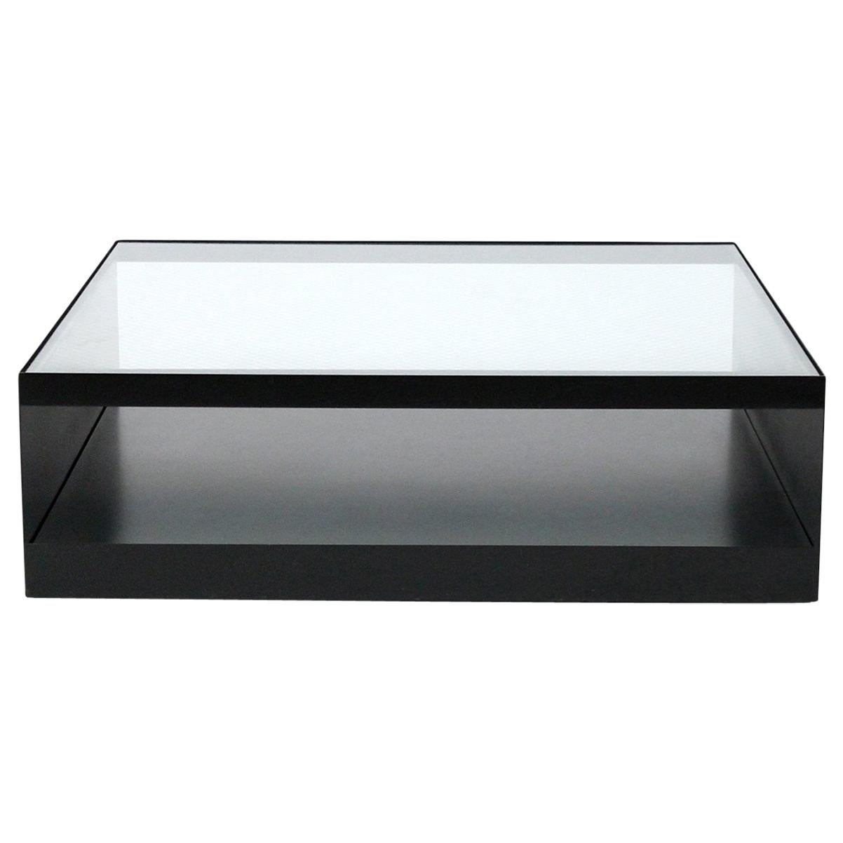 Coffee Table by Joe D'Urso for Knoll
