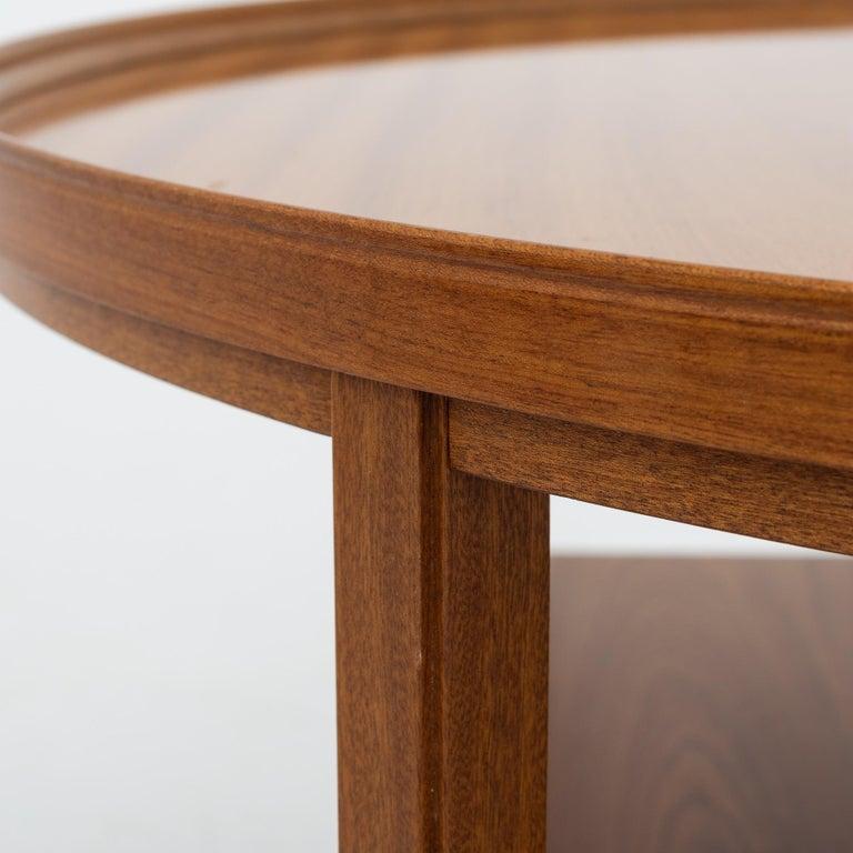 Scandinavian Modern Coffee Table by Kaare Klint