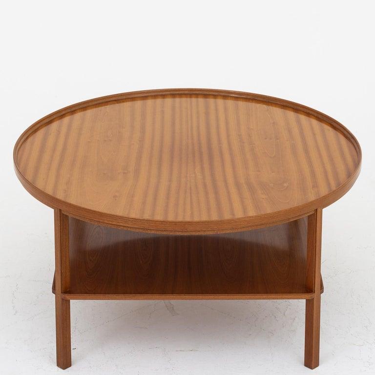 Coffee Table by Kaare Klint In Good Condition In Copenhagen, DK