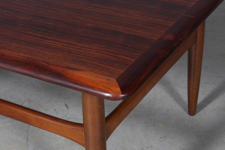 Scandinavian Modern Coffee Table by Kurt Østervig for Jason Møbler For Sale