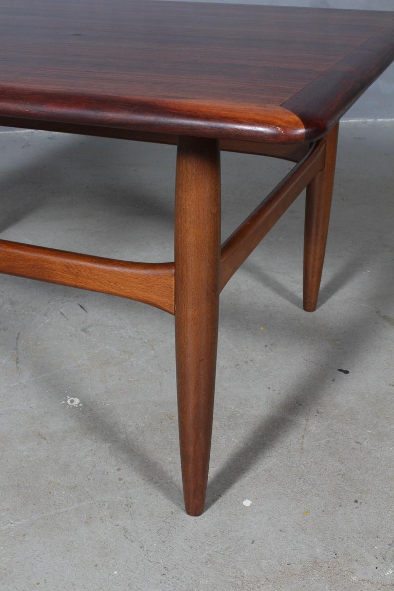 Mid-20th Century Coffee Table by Kurt Østervig for Jason Møbler For Sale