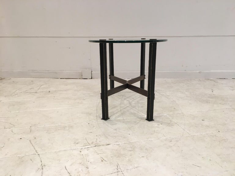Coffee Table by Mathieu Matégot For Sale 3