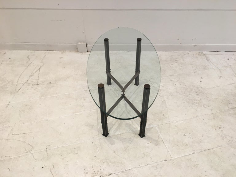 Coffee Table by Mathieu Matégot For Sale 4