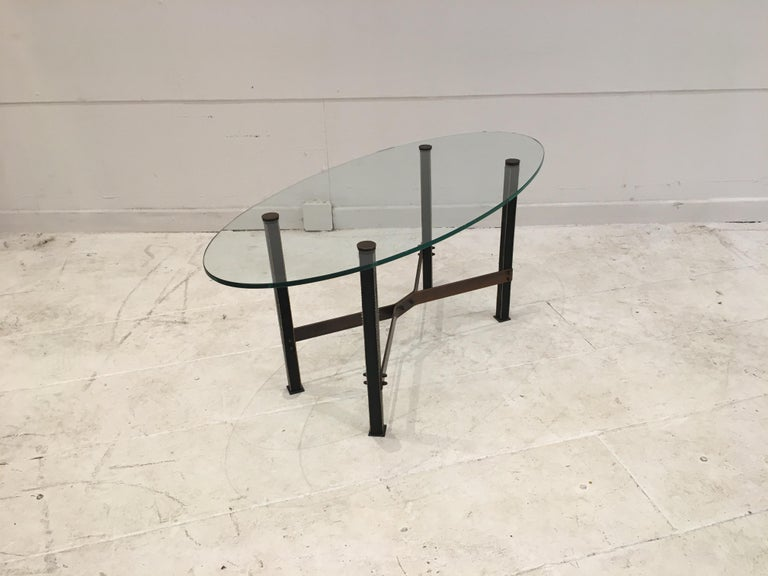 Coffee Table by Mathieu Matégot In Good Condition For Sale In Brussels, BE