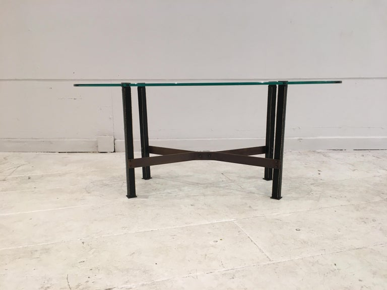 Mid-20th Century Coffee Table by Mathieu Matégot For Sale