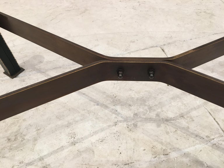 Coffee Table by Mathieu Matégot For Sale 1