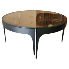 Coffee Table by Max Ingrand for Fontana Arte model 1774 Midcentury Italy 1958