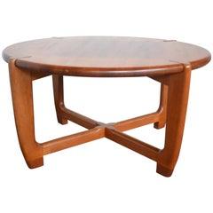 Coffee Table by Niels Eilersen, 1960s