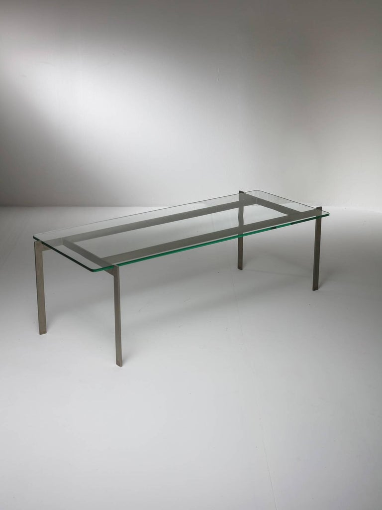Low table by Paolo Tilche for Arform.