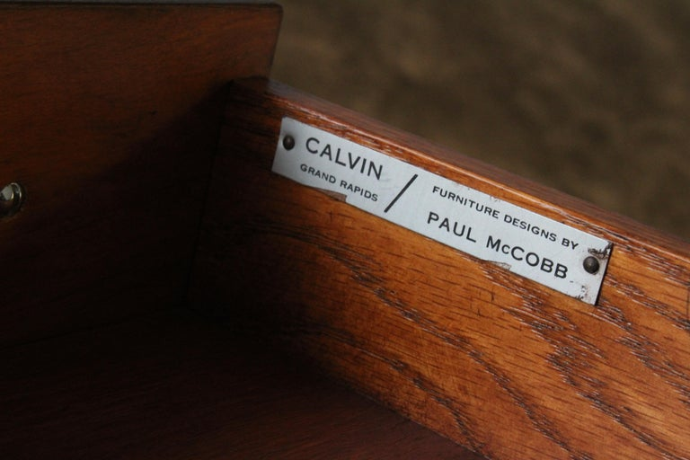 Coffee Table by Paul McCobb for Calvin, USA, 1950s For Sale 5